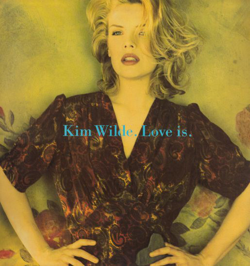 kim wilde love is